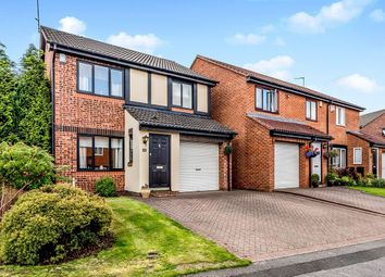 Thumbnail 3 bed detached house for sale in Dunlin Close, Ryton