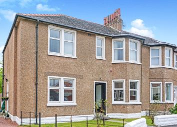 Thumbnail 2 bed flat for sale in Brisbane Crescent, Largs