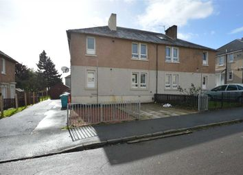 Thumbnail 2 bed flat for sale in Monkland View Crescent, Bargeddie, Baillieston, Glasgow
