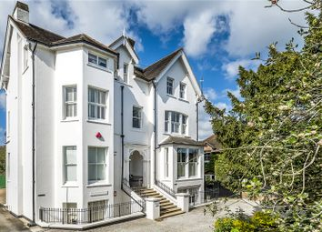 Thumbnail 3 bed flat for sale in Lyston House, 3A Clifton Road, London