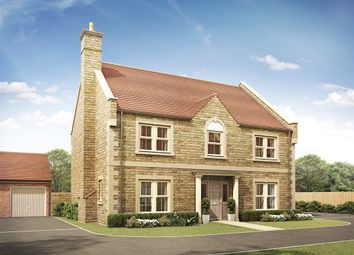 "Thumbnail 5 bed detached house for sale in ""The Portland "" at Malleson Road, Gotherington, Cheltenham"
