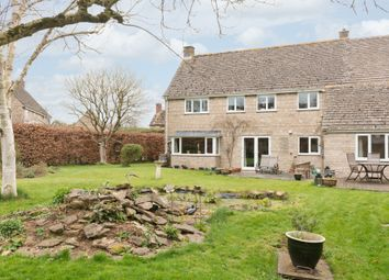 Thumbnail 4 bed detached house for sale in Kelmscott, Lechlade