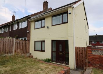 Thumbnail 3 bed end terrace house for sale in Goodwin Way, Rockingham, Rotherham, South Yorkshire