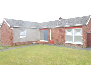 Thumbnail 3 bedroom bungalow for sale in Robroyston Road, Glasgow