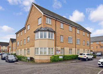 Thumbnail 2 bedroom flat for sale in Genas Close, Barkingside, Ilford, Essex