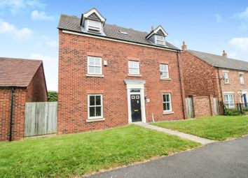 Thumbnail 4 bed detached house to rent in Warkworth Woods, Gosforth, Newcastle Upon Tyne