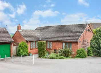 Thumbnail 3 bed detached bungalow for sale in Towbury Close, Oakenshaw, Redditch