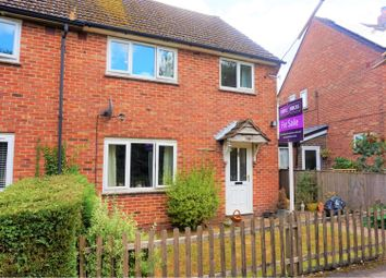 Thumbnail 3 bed semi-detached house for sale in Dunsells Close, Ropley