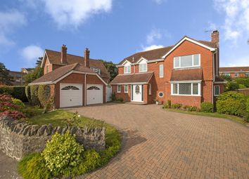 Thumbnail 4 bed detached house for sale in Higher Lincombe Road, Torquay