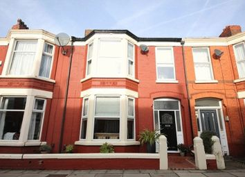 Thumbnail 4 bed terraced house for sale in Stalbridge Avenue, Mossley Hill, Liverpool