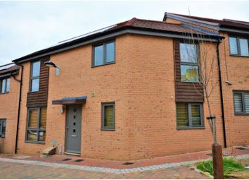 Thumbnail 3 bed terraced house for sale in Rounding Mews, Upton, Northampton