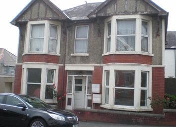 Thumbnail 2 bedroom flat to rent in Blundell Avenue, Porthcawl