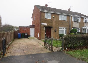 Thumbnail 3 bed semi-detached house for sale in Thorne Road, Stainforth, Doncaster