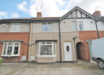Thumbnail 3 bed terraced house for sale in Dodsworth Avenue, York