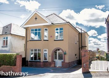 Thumbnail 4 bed detached house for sale in Beechdale Road, Newport