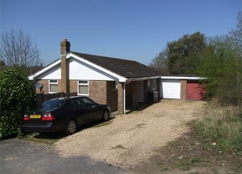 Thumbnail 3 bed detached bungalow to rent in Sarum Road, Winchester