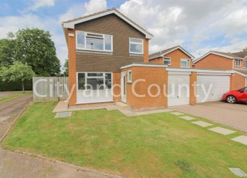 Thumbnail 3 bed detached house for sale in Hyholmes, Bretton, Peterborough
