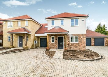 Thumbnail 3 bed detached house for sale in Beckett Close Romany Road, Gillingham