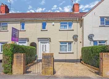 Thumbnail 2 bed terraced house for sale in Kenmare Road, Knowle