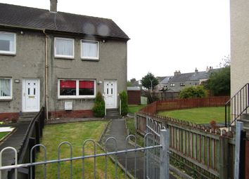 Thumbnail 2 bed end terrace house for sale in Melrose Place, Coatbridge