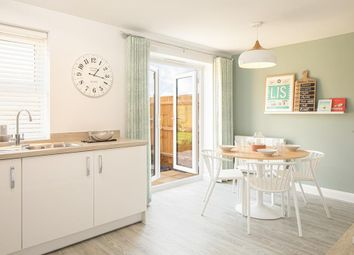 """Thumbnail 3 bed end terrace house for sale in """"Archford"""" at Pedersen Way, Northstowe, Cambridge"""