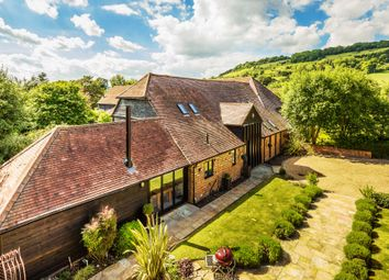 Thumbnail 4 bed barn conversion to rent in Old Reigate Road, Dorking, Surrey