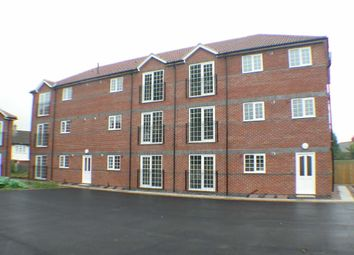 Thumbnail 2 bed flat to rent in Nutwell Court, Armthorpe, Doncaster