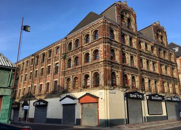 Thumbnail 1 bed flat for sale in Gibson Street, Barrowlands
