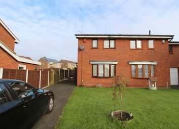 Thumbnail 2 bed semi-detached house to rent in Kestrel Grove, Willenhall