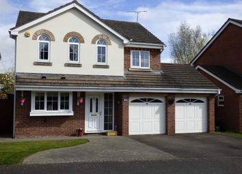 Thumbnail 4 bed property for sale in Mallory Way, Daventry