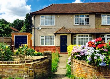 Thumbnail 4 bed semi-detached house for sale in Brookshill Avenue, Harrow