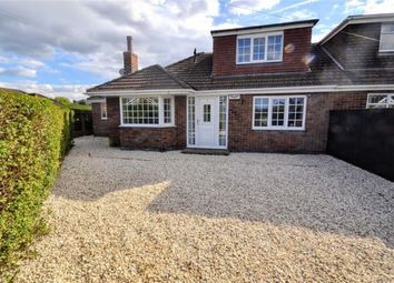 Thumbnail 4 bed bungalow for sale in Midfield Road, Humberston, Grimsby