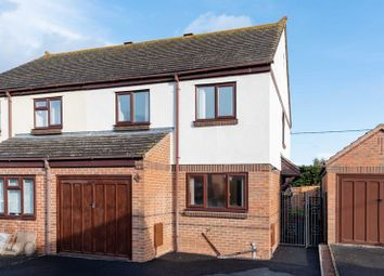 Thumbnail 3 bed semi-detached house for sale in Walton Close, Hereford