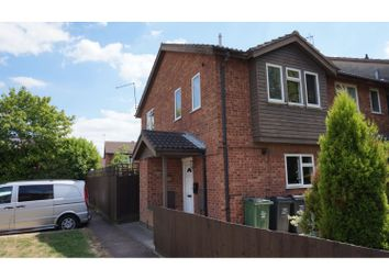 Thumbnail 2 bed semi-detached house for sale in The Pastures, Syston