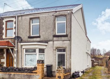 Thumbnail 3 bed property to rent in Herne Street, Briton Ferry, Neath