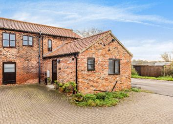 Thumbnail 2 bed barn conversion for sale in Pilmoor, York