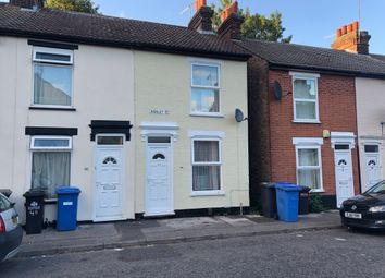 Thumbnail 2 bed end terrace house to rent in Ashley Street, Ipswich