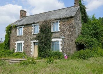 Thumbnail 5 bed property for sale in Clawton, Holsworthy