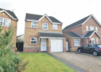 Thumbnail 3 bed detached house for sale in Sycamore Crescent, Doddington Park, Lincoln
