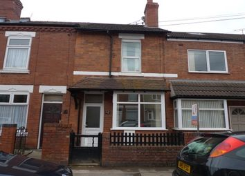 Thumbnail 4 bed terraced house to rent in Hamilton Road, Stoke