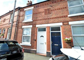 Thumbnail 2 bed terraced house for sale in Chapel Lane, Stockton Heath, Warrington