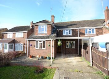 Thumbnail 3 bed semi-detached house for sale in College Road, College Town, Sandhurst