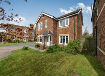 Thumbnail 4 bed detached house for sale in Blueberry Close, Driffield