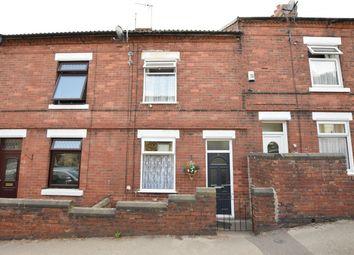Thumbnail 2 bed terraced house for sale in Hardwick Street, Tibshelf, Alfreton, Derbyshire