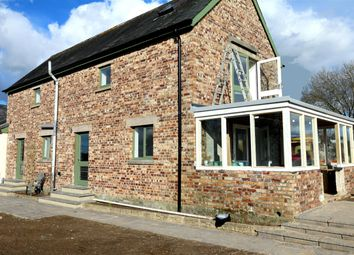 Thumbnail 3 bed semi-detached house for sale in Lower Teign Barn, Preston, Newton Abbot