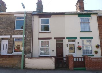 Thumbnail 3 bedroom terraced house to rent in Kent Road, Lowestoft