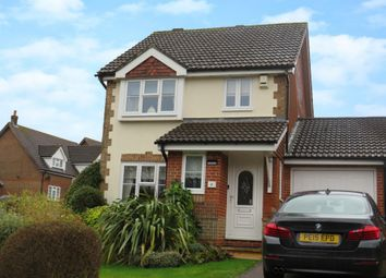 Thumbnail 3 bed detached house for sale in Chapman Road, Maidenbower, Crawley