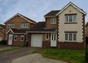 Thumbnail 3 bed detached house to rent in Willow Lees Court, Cantley, Doncaster