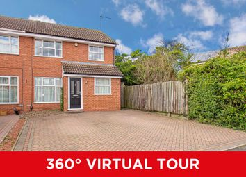 Thumbnail 3 bed semi-detached house for sale in Maisemore Close, Redditch