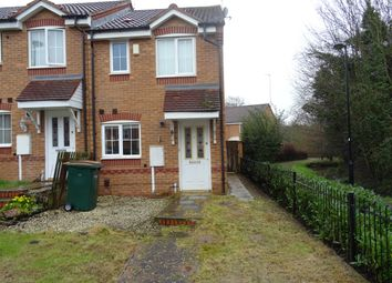 Thumbnail End terrace house for sale in Knotting Way, Coventry